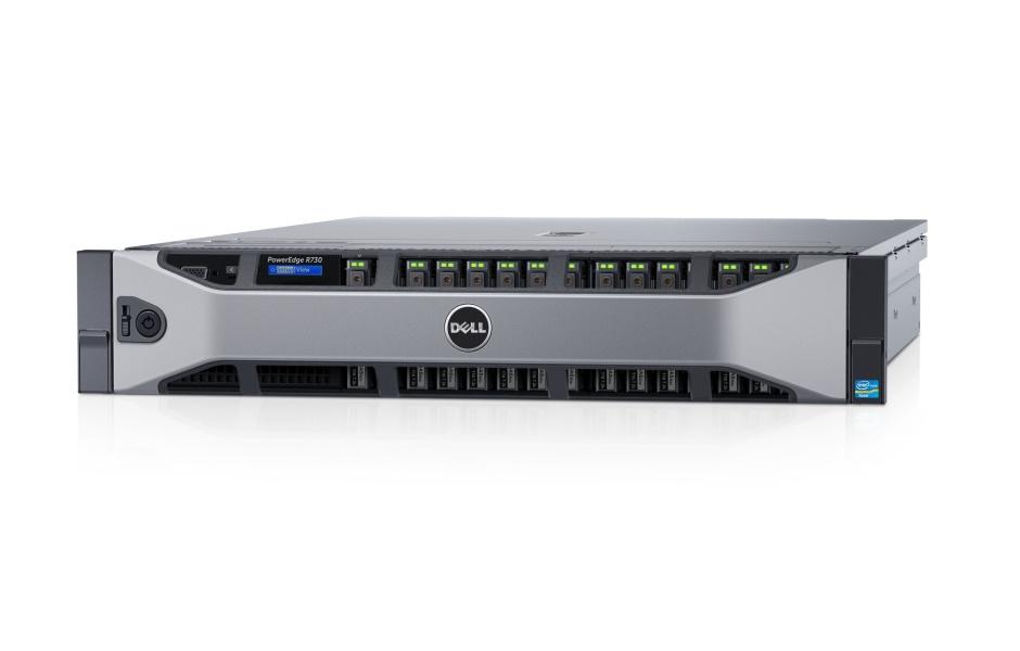Hardware - Rackserver von Dell
