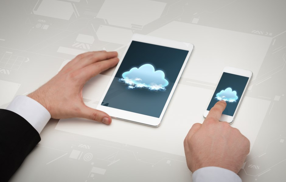 Cloud Synchronisation Tablet Handy Android iPhone Windows IT-Lösungen