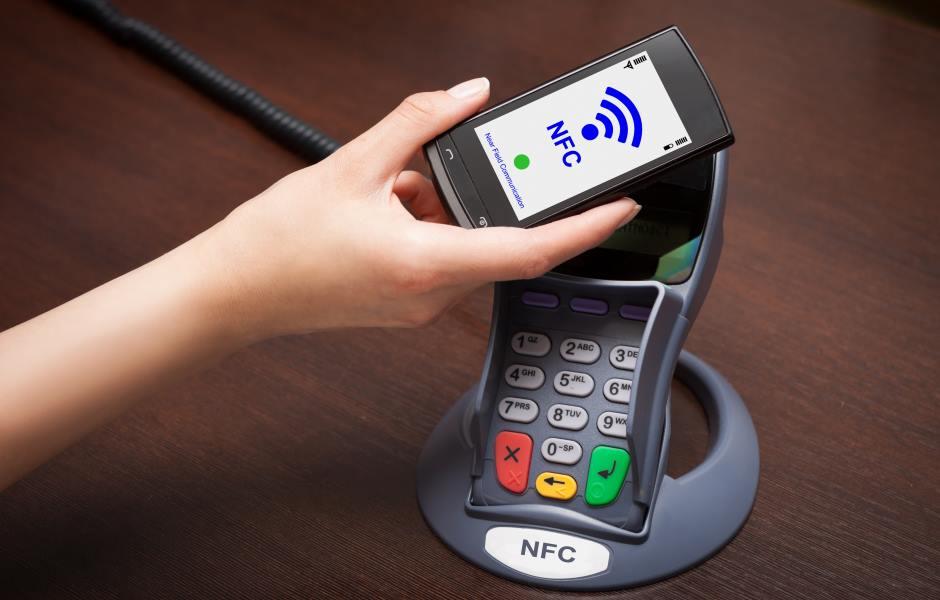 Bezahlung NFC Kassensystem IT-Lösungen