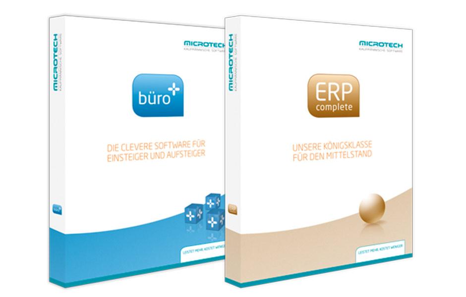 Branchensoftware microtech ERP Buchhaltung IT-Lösungen